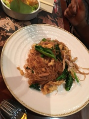 Vermicelli Noodles with Chicken